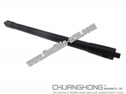 Black plating gooseneck tubing