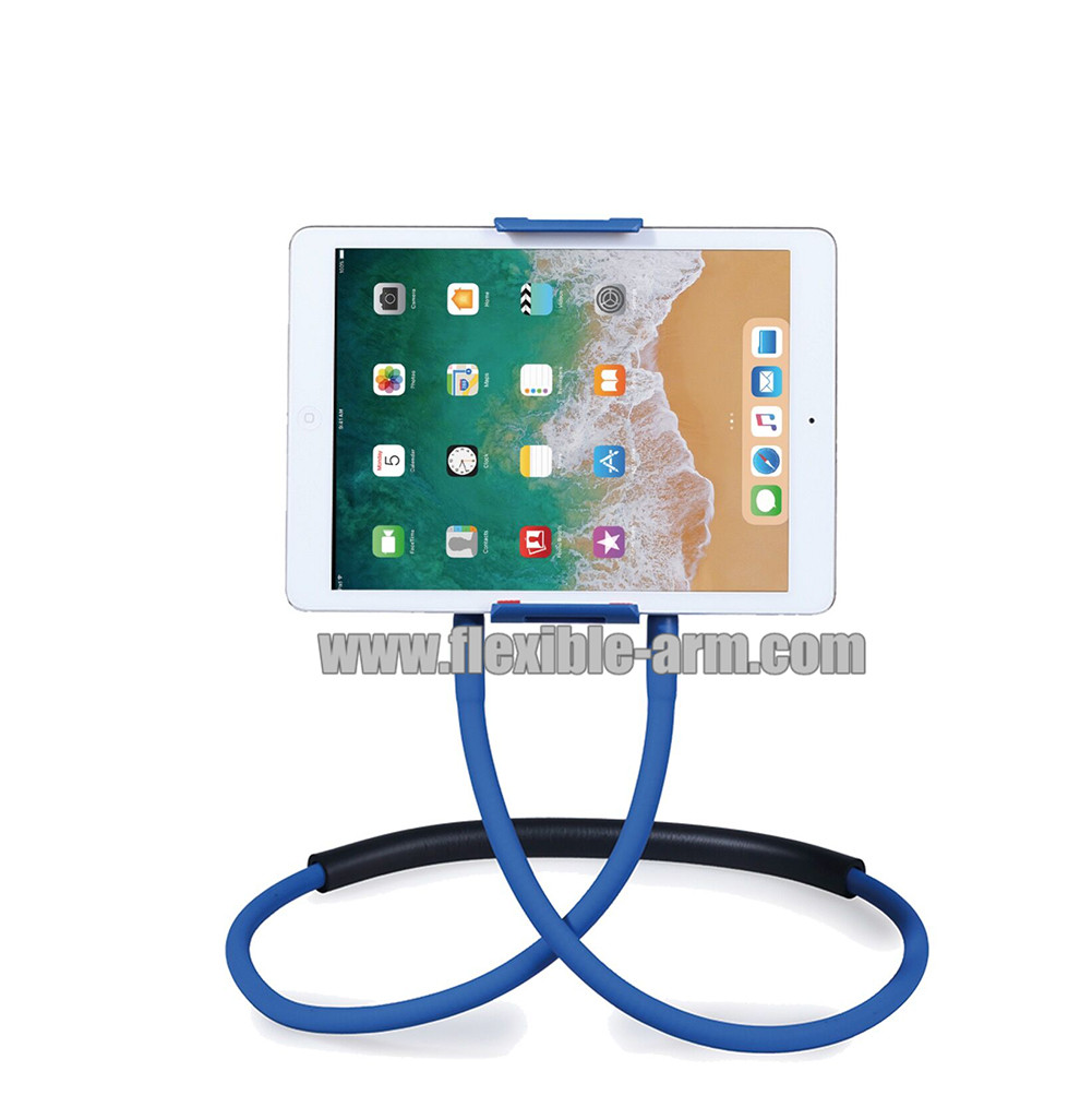 Flexible Long Arms Hands Free Holder Stand Mount for Smartphone and PC Tablet